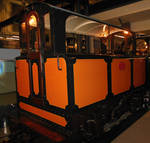 CSLR Mather-Platt Tube Locomotive 13