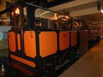City + South London Rly 1890 Tube Train
