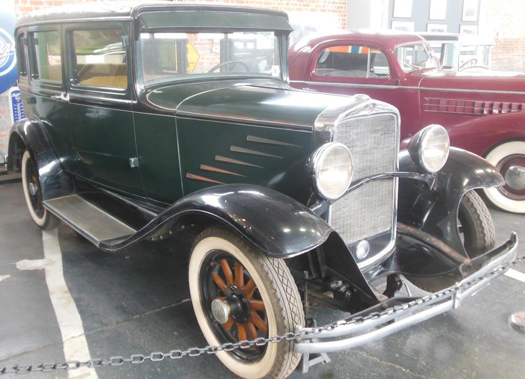 1930 durant 6 14 sedan by rlkitterman on deviantart for Sheridan motor buick gmc
