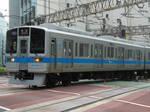 Odakyu Sectional Semi-Express Near Shinjuku