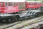Oigawa Railway Ikawa Line Flatcar CSHIKI-301