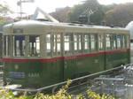 Nagoya Tram Car 1401 at the Science Museum