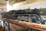 C+O Hudson 463 Live Steam Model