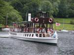 Furness Railway Motorboat MV Tern