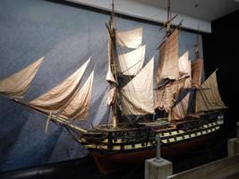 HMS Cornwallis by rlkitterman