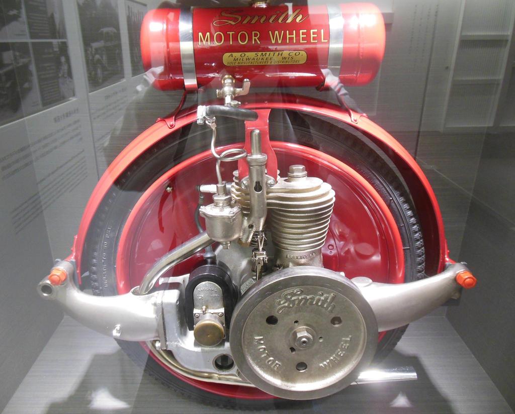 A O Smith Co Motor Wheel By Rlkitterman On Deviantart