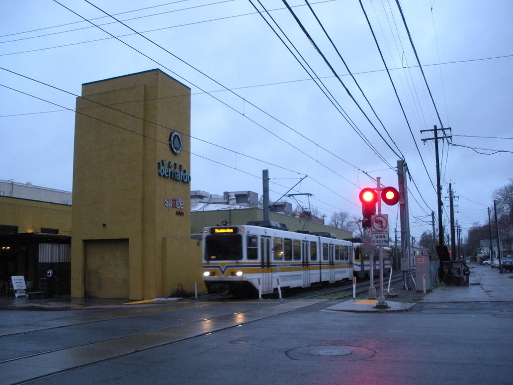 Sacramento tram at 15th and quill by rlkitterman on deviantart for Craft fairs sacramento 2017