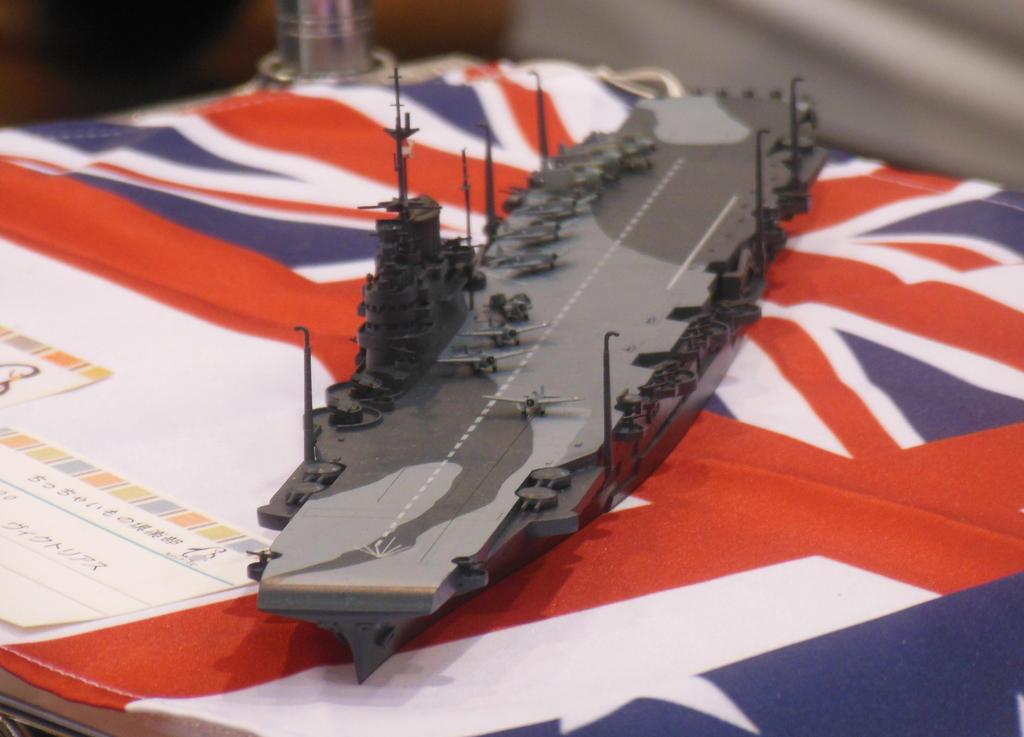 HMS Victorious R38 in World War II by rlkitterman on DeviantArt