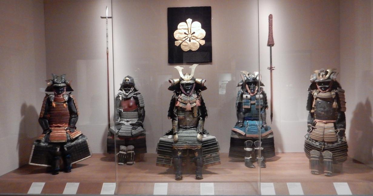 Five Gusoku at the Met by rlkitterman