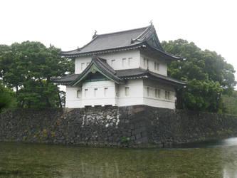 Tokyo Imperial Palace Tatsumi Yagura by rlkitterman