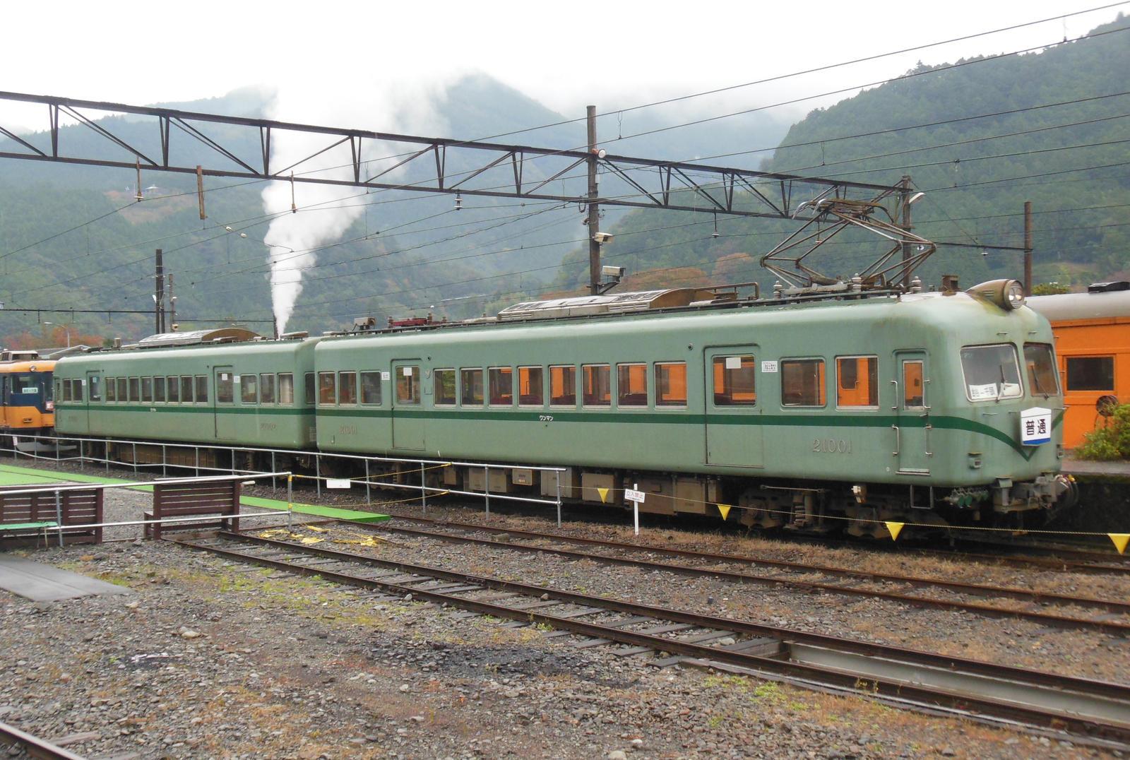 Nankai 21001/21002 and Background Steam by rlkitterman