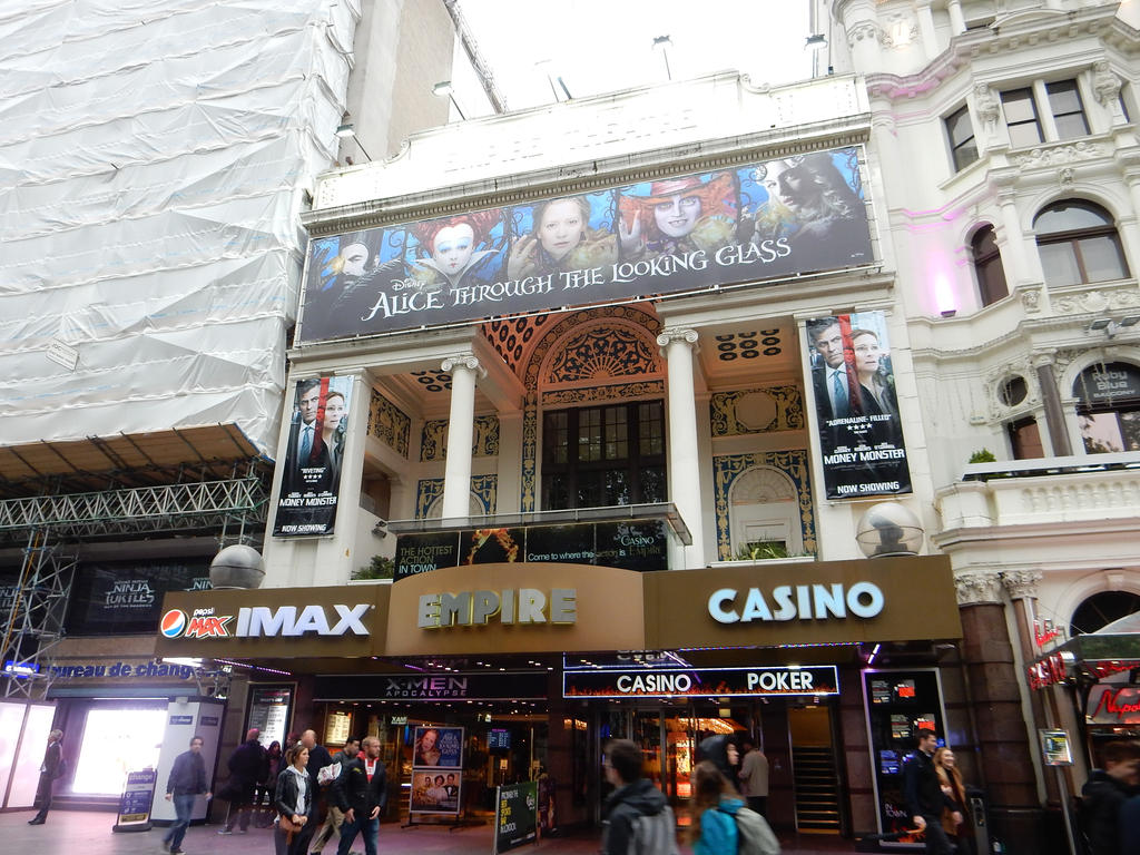 empire casino in leicester square