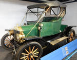 Green 1912 Ford Model T Roadster