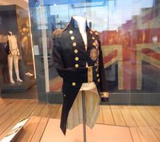 Lord Nelson's Uniform