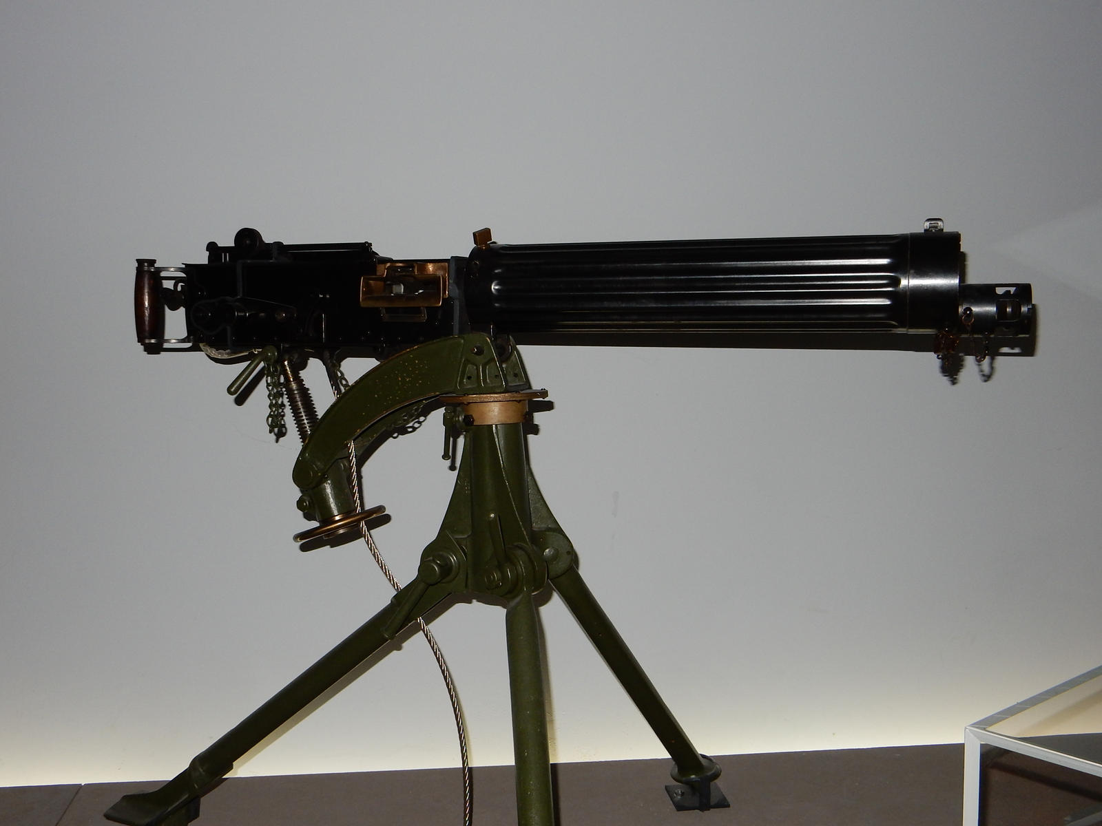 Vickers Mk I  303 Machine Gun by rlkitterman on DeviantArt