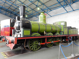 North Eastern Rly Bouch Long Boiler 0-6-0 No. 1275 by rlkitterman