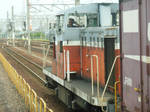 MeiRin ND552 Shunting JRF Containers + EF66
