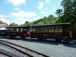 Banwytalbahn B14 and B16 at Llanfair Caereinion