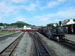 Earl of Merioneth's Train to BF at Porthmadog