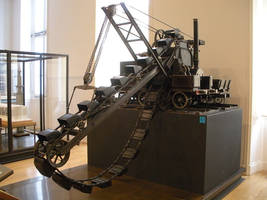 Model 1870 Couvreux Bucket Chain Excavator 2 by rlkitterman