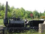 Steam Elephant Passes Pockerley Waggonway Signal