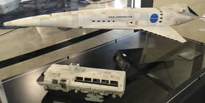 EV2018 Pan Am Orion III and 2001 Moonbus 3
