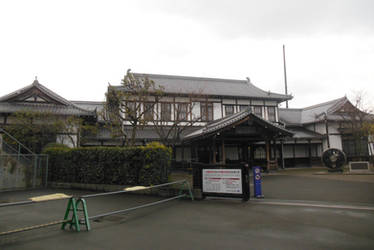 JR Nijo Station Building at Umekoji SL Museum by rlkitterman