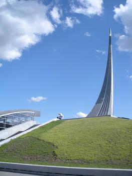 Monument Pokoritelyam Kosmosa