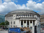 Manchester Central Library on St Peters Square