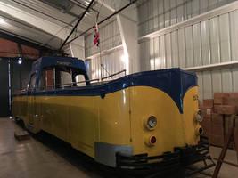 Blackpool Boat Tram 606 at DC Trolley 2