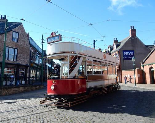 Blackpool Marton Box 31 Leaves Edwardian Town
