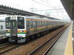 Central Japan 211 LL1 for Atami at Shimada