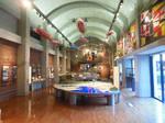 Shimizu Verkehr Museum Hall
