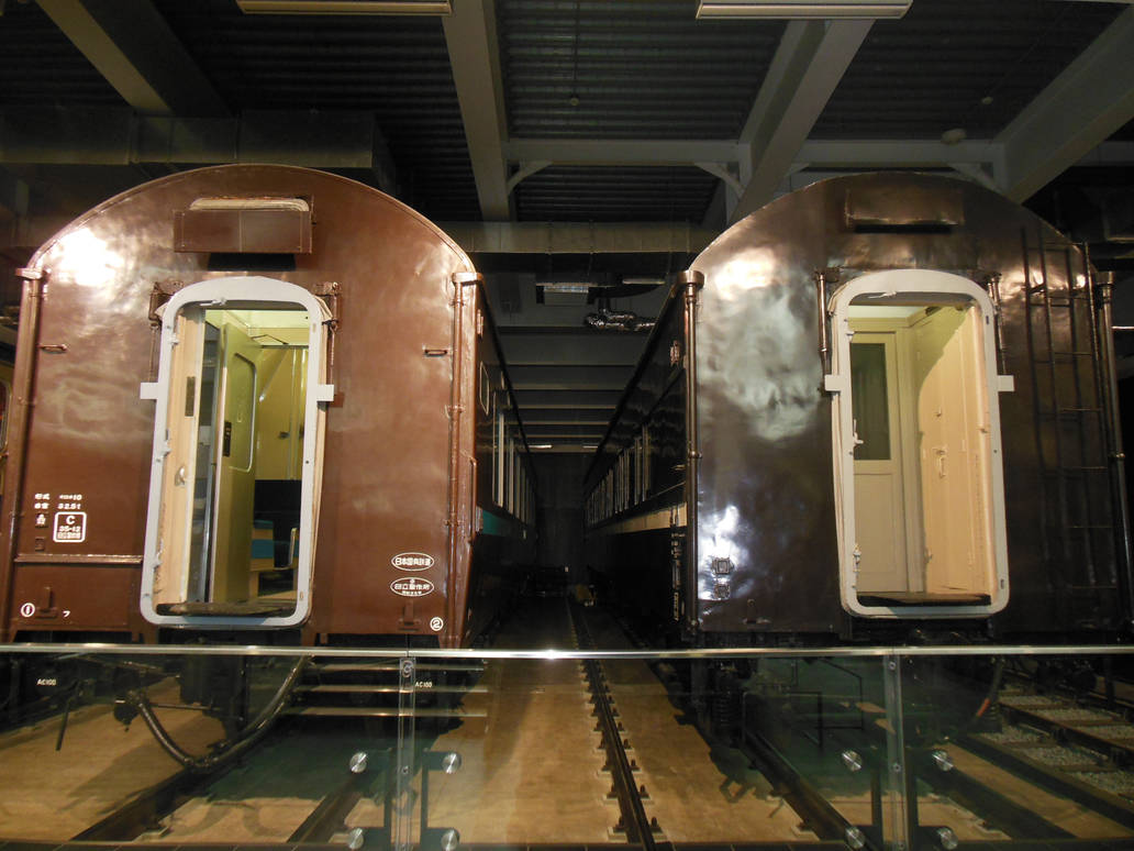 Jnr Sleepers Maine 407 And Orone 1027 By Rlkitterman On