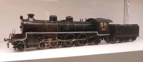 Japanese Government Railways C51 Pacific 18949