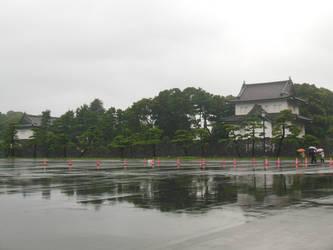 Imperial Palace Sakashitamon-Kikyomon Area by rlkitterman