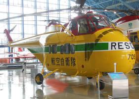 JASDF Rescue Sikorsky H-19C 91-4709 at Hamamatsu by rlkitterman