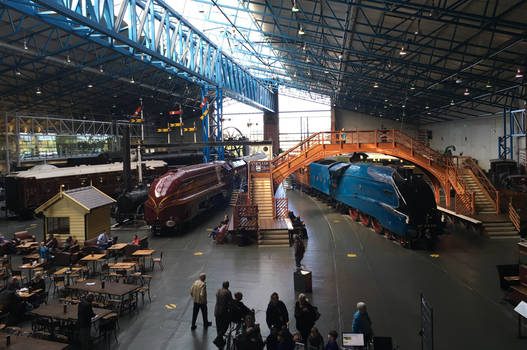 Deviation 21,000 - The National Railway Museum