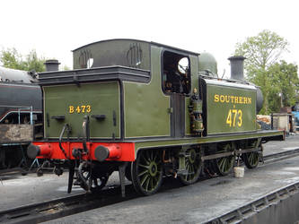 Southern Railway B473 Birch Grove