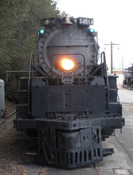 Big Boy 4014 at Pomona 1