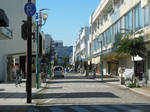 Quiet Main Street, Ginza, Shimizu, Japan DSCN1441