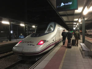 AVE 112.015 at Leon