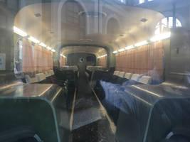 Virgen de Aranzazu Observation Car Interior