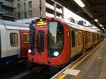 Hammersmith-City Line Train at West Ham IMG 4989