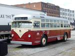 Citizens Rapid Transit 1953 Mack C-37 Bus