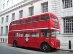 Routemaster RM1968, Whitehall, London DSCN7773