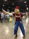 13th Doctor at Awesomecon 2019 IMG 5094