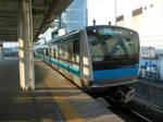 JR East E233.179 at Saitama-Shintoshin DSCN6836