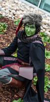 Lieutenant Illarion - Wizard of Oz by ColonelLiamRoss