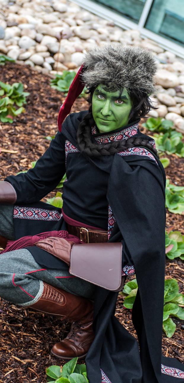 Lieutenant Illarion - Wizard of Oz